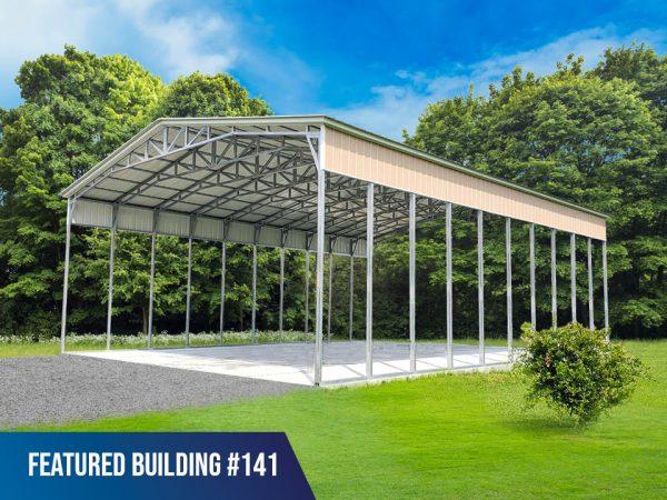 40x50x16 carport